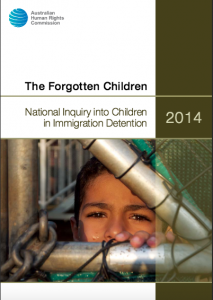 The Forgotten Children National Inquiry into Children in Immigration Detention